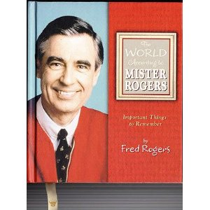 Young Fred Rogers Mr  rogers neighborhood Young Fred Rogers Military