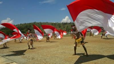 Integrasi Papua, Bukti Pengaruh Budaya Maritim