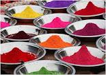 על צבעי מאכל
