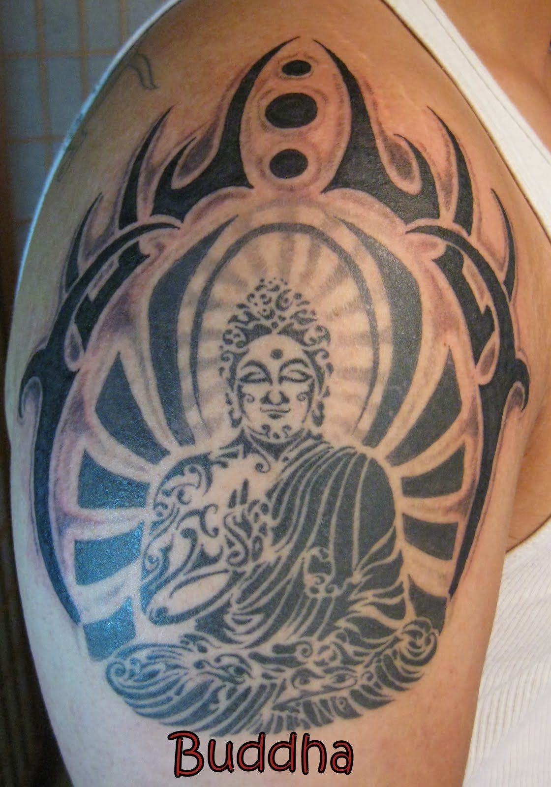 Tattoos Designs Collection Gallery Buddhist Tattoos Ideas