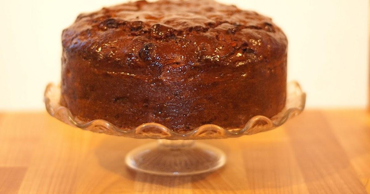 Mum S Boiled Fruit Cake Best Recipe