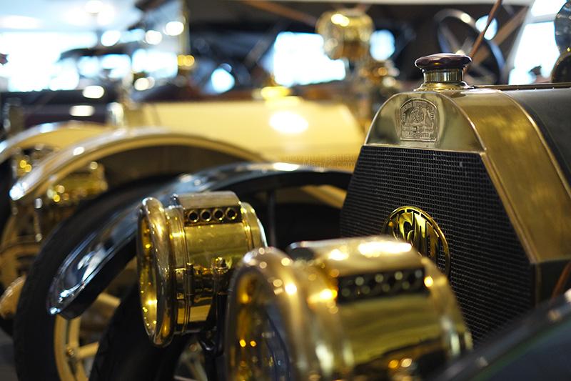 Museo Nicolis, auto d'epoca