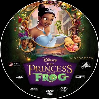 DVD The Princess and the Frog 2009 animatedfilmreviews.blogspot.comn