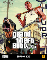 GTA 5 Cover Poster