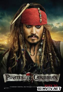 Cướp Biển Vùng Caribê 4: Suối Nguồn Tuổi Trẻ - Pirates Of The Caribbean: On Stranger Tides