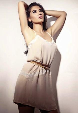 Hannah Al Rashid, Model Sexy dan Hot Majalah MAXIM Indonesia