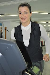A bela Estela Ribeiro, apresentadora do Disney Channel esteve no Spa Med