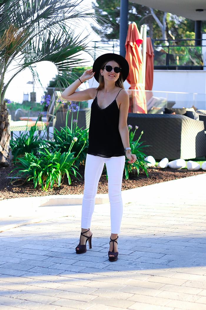 cimarron white jean