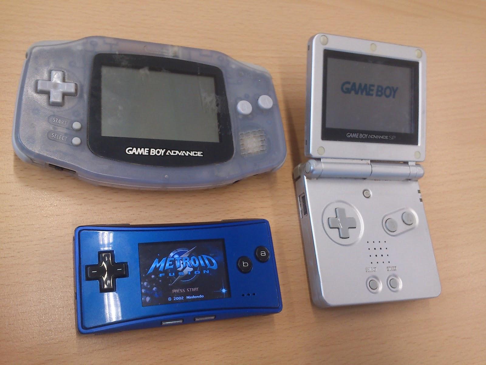 Game boy color kabel - Game Boy Advance Po Jeden Cti Letech
