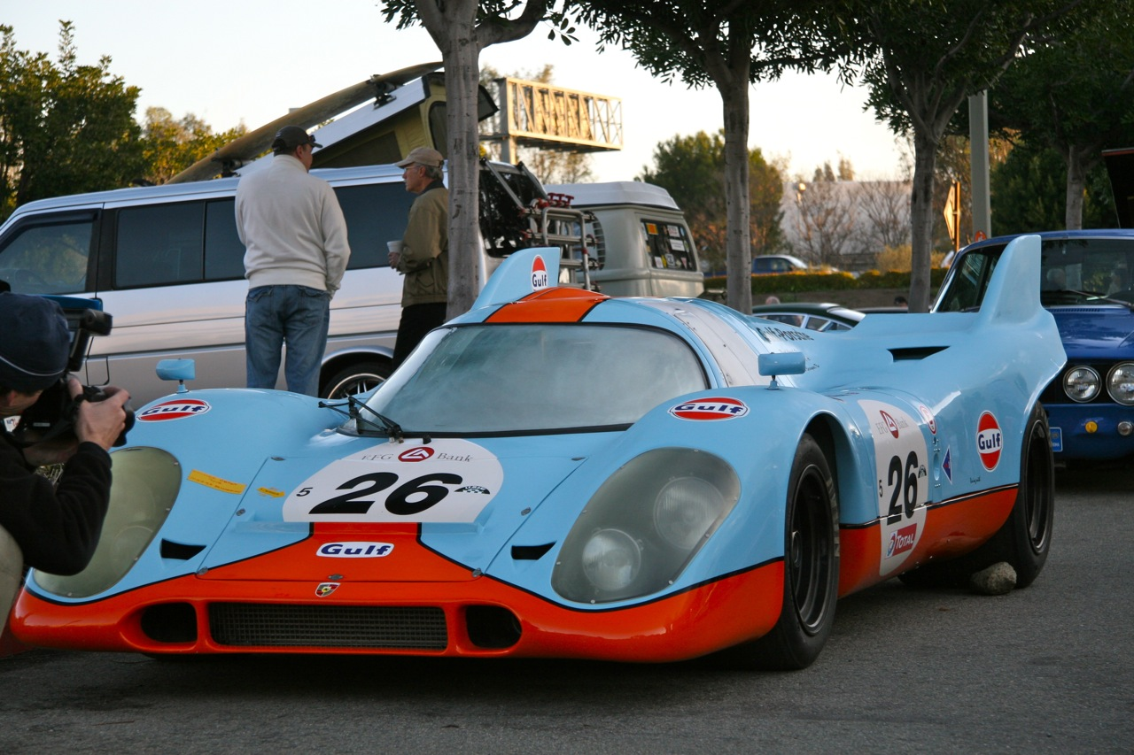 Report: Auto journalist ordered to pay big money for blowing up Porsche 917 engine