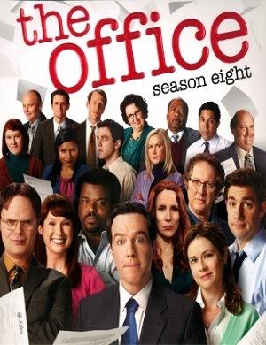 The Office - 8ª Temporada Legendada Séries Torrent Download completo