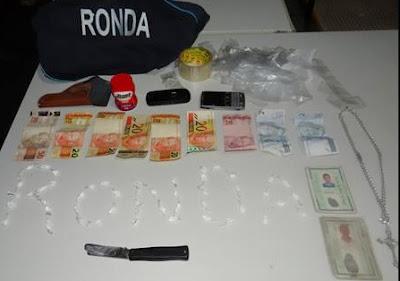 Prisão por tráfico de drogas em Iguatu