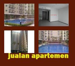 Unit Apartemen Puri Parkview Dijual