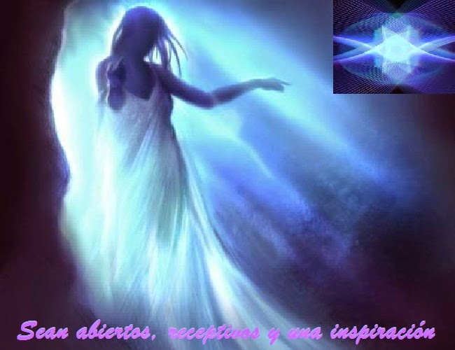 Ábranse a la Luz, sean receptivos y sirvan de inspiración cuando la usen, aprovechen sus beneficios, ya que aquí encontrarán las respuestas que esperan.