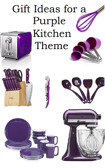 best purple kitchen accessories and decor gadgets: best purple