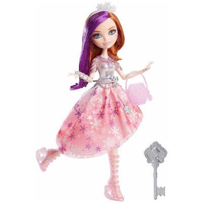 TOYS : JUGUETES - Ever After High : Fairest On Ice  Poppy O'Hair | Muñeca - doll  Producto Oficial 2015 | Mattel | A partir de 6 años  Comprar Amazon España & buy Amazon USA