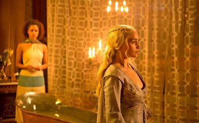Daenerys directores y guionistas cuarta temporada - Juego de Tronos en los siete reinos