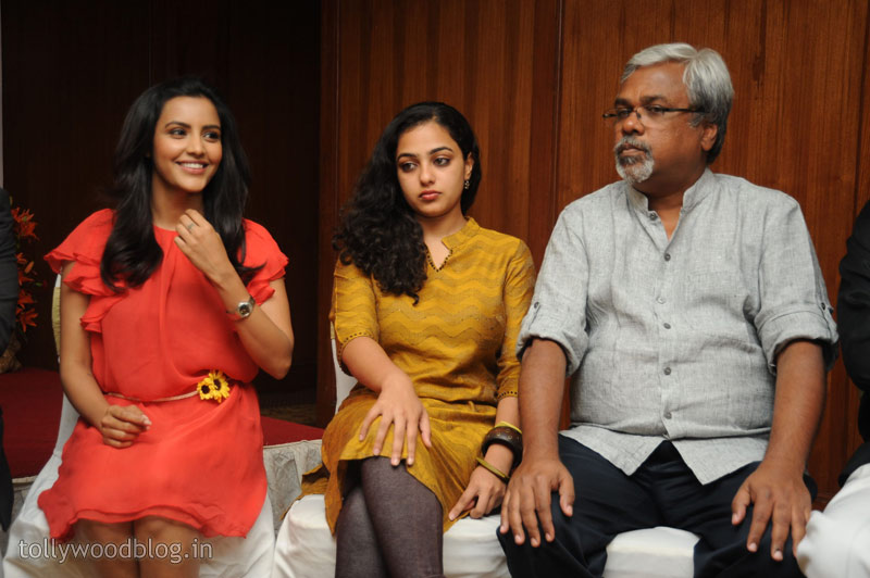 Siddharth  Press Meet Photo Stills Nitya Priya event pictures
