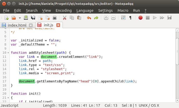 Ubuntu üzerinde notepad++ deneyimi