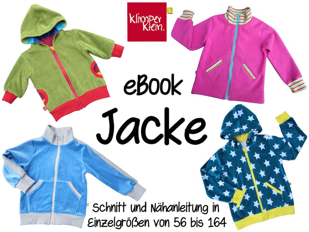 klimperklein: eBook Jacke und Weihnachtsgrüße