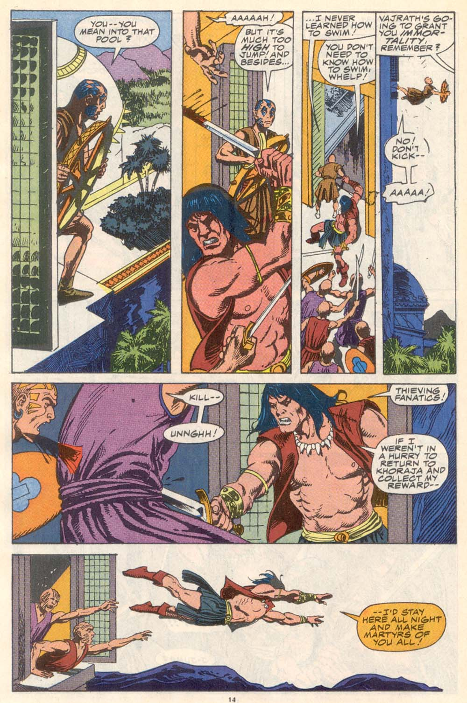 Conan the Barbarian (1970) Issue #223 #235 - English 11