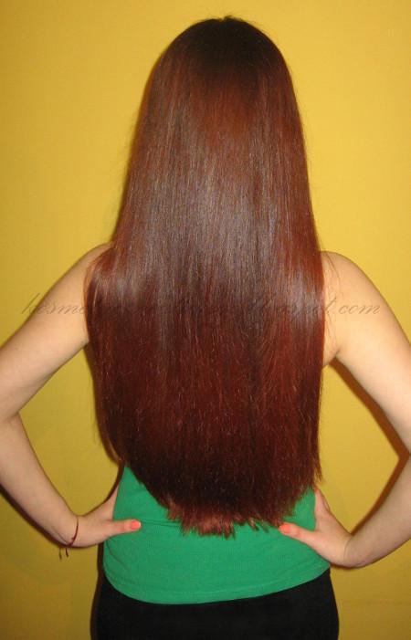 Aktualizacja włosów: Luty