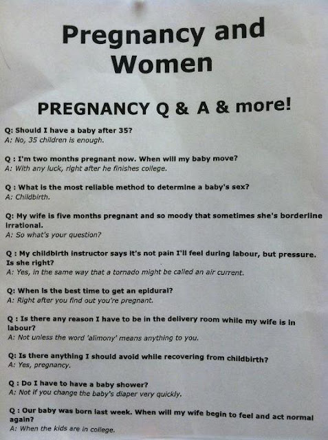 Failed, Pregnancy, Q&A,