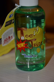 Toe Juice Bottle