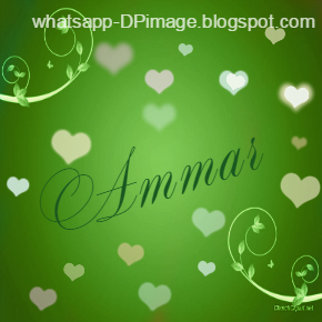 "Permalink to ""Ammar"" Whatsapp DP Images names"