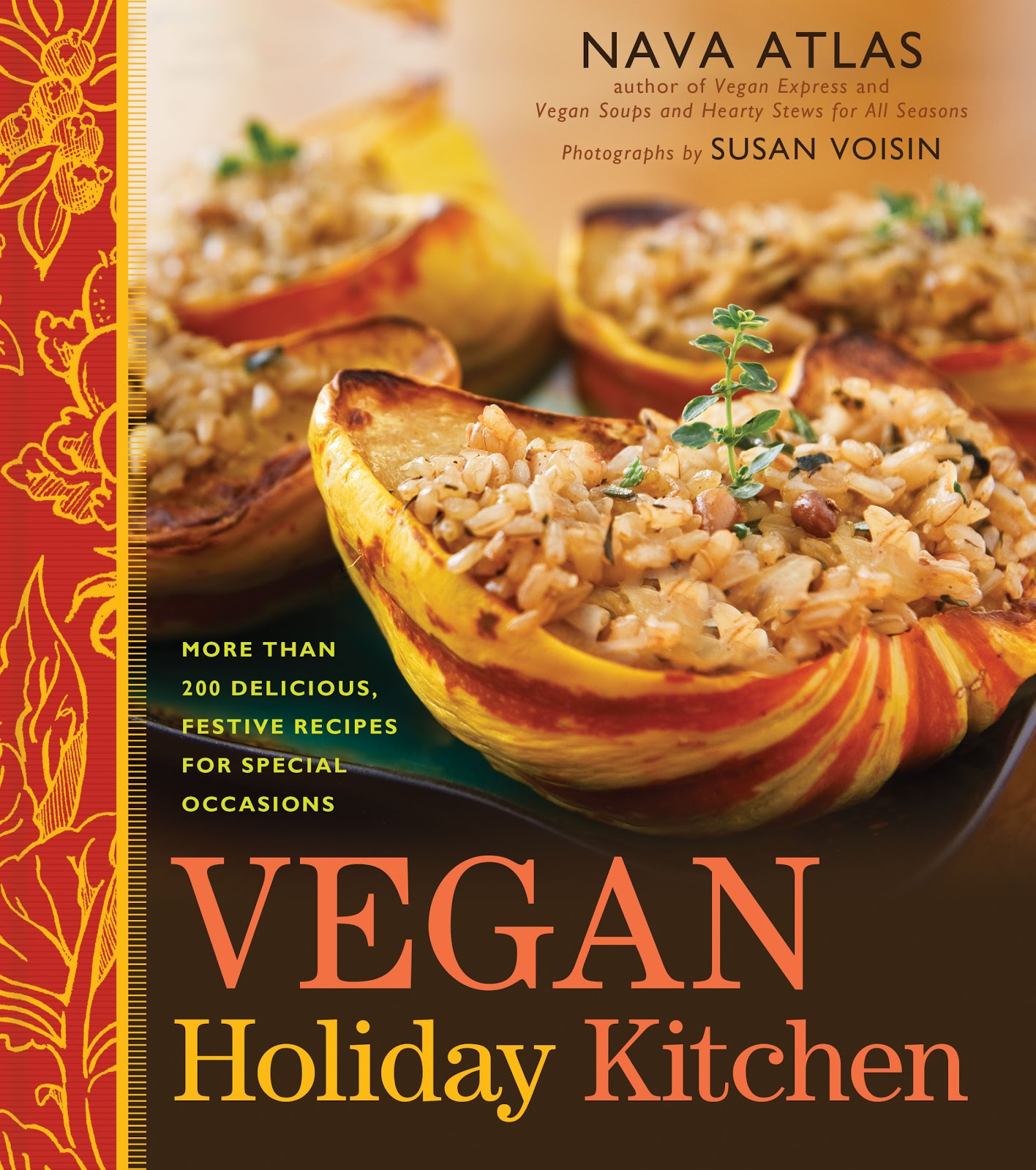 Best Cookbook Covers : Food ga cookbook review vegan holiday kitchen by