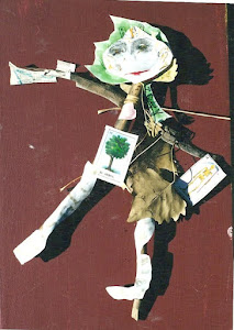 A Santa Fe Doll