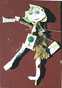 A Santa Fe Doll