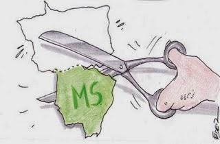 Divisão MT e MS