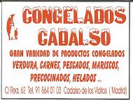 CONGELADOS CADALSO