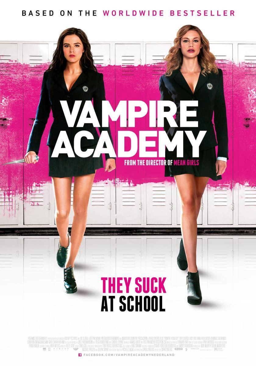 Vampire Academy – DVDRIP LATINO