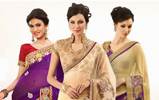 Great Offer on Sarees for All Occasions : Additional 20% off on Cart Value of Rs.499 and  30% additional off on Cart Value of Rs.1999