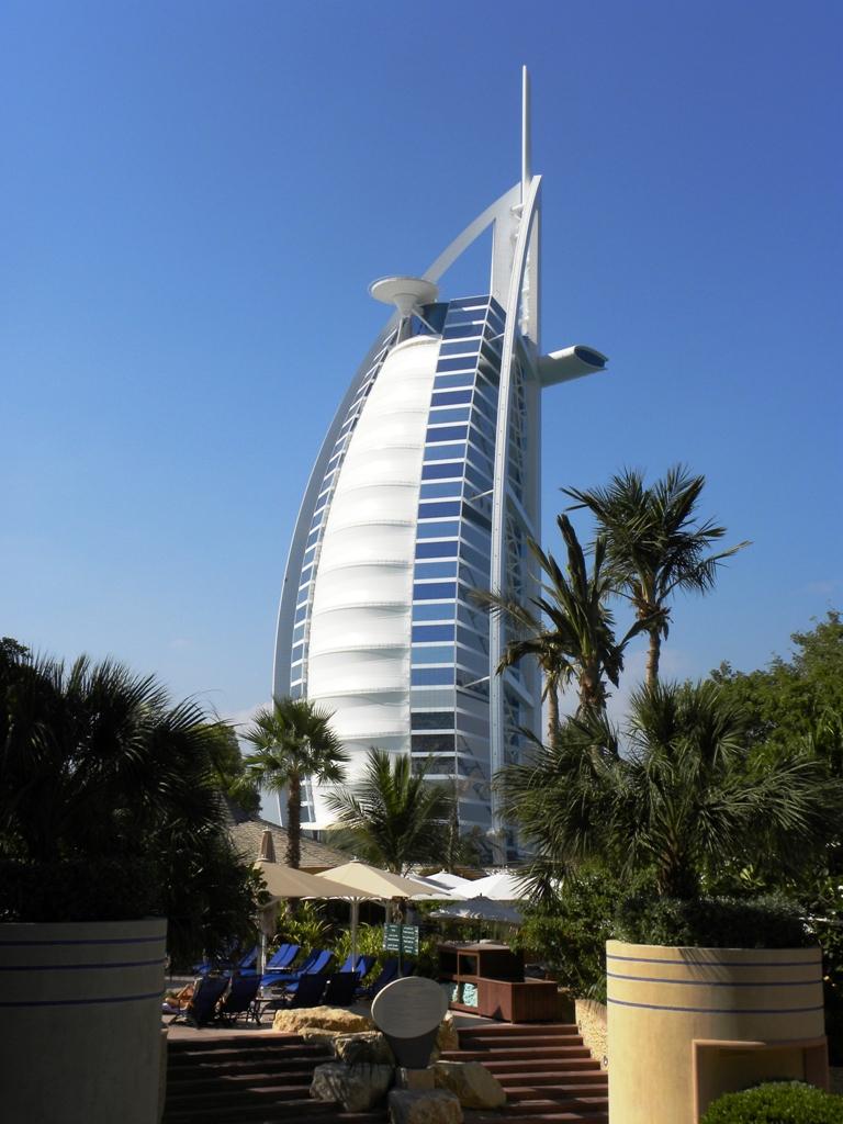 Travels ballroom dancing amusement parks the only 7 for Burj al arab 7 star