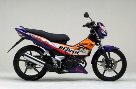 Honda nova sonic 125cc