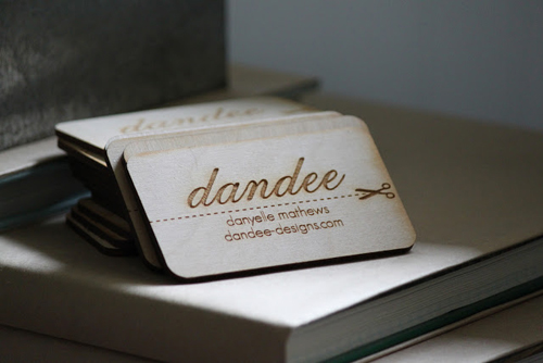 Dandee Business Card