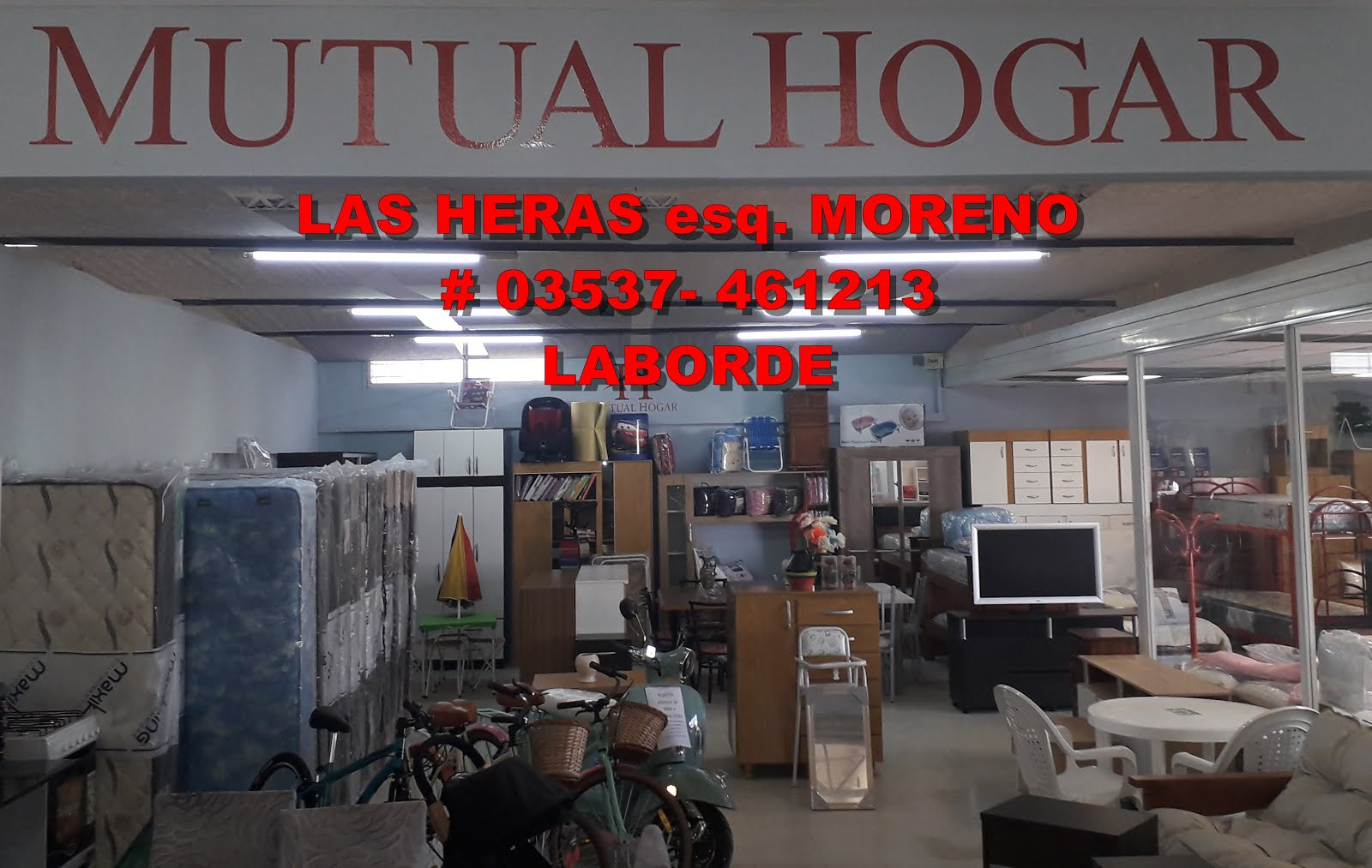 """MUTUAL HOGAR"" del Club Recreativo"