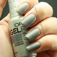 Orly Gel FX Gel Polish Mirror Mirror Swatch