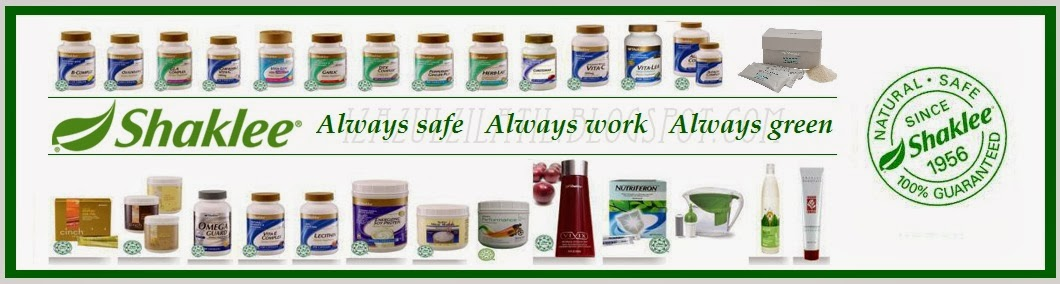 Shaklee : The world's best nutritional supplements.