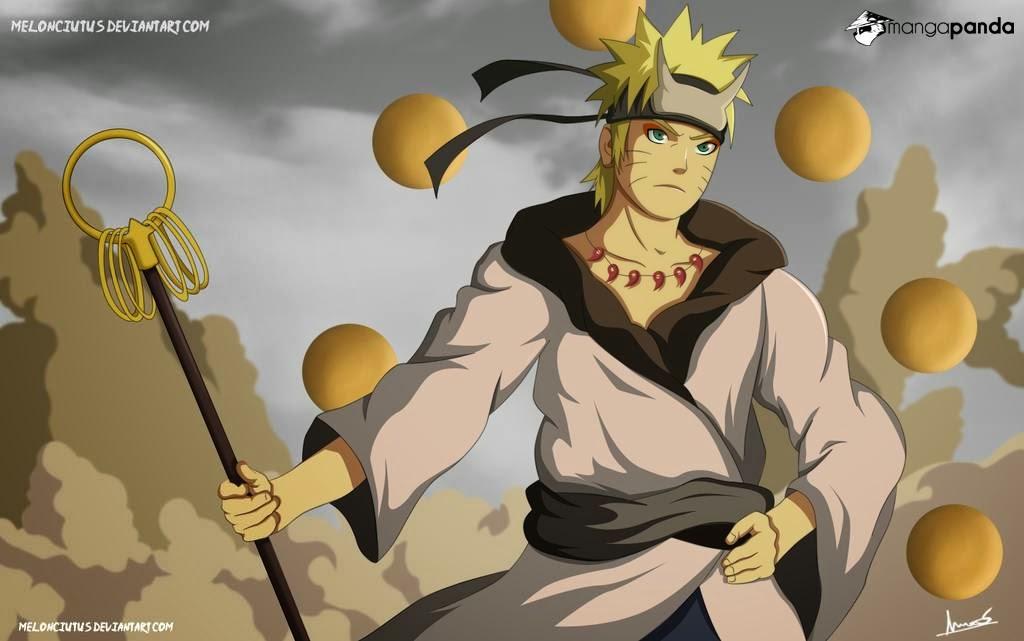 Naruto - Chapter 667 - Pic 1