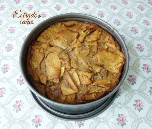 receta de pastel sorpresa de manzana 1