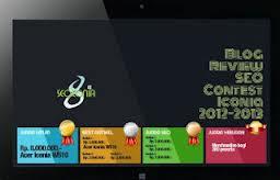 kontes seo acer 2013