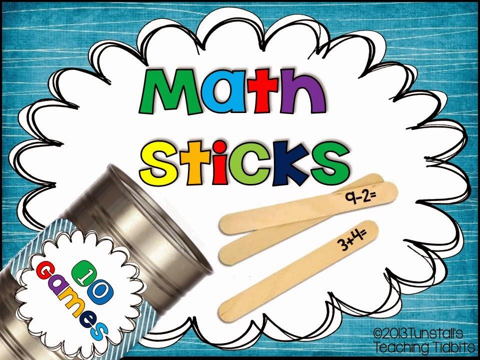 https://www.teacherspayteachers.com/Product/Math-Sticks-Ten-Engaging-Games-for-K-2-1039857
