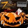 Slave a noite de Halloween no Jogos de Zumbi