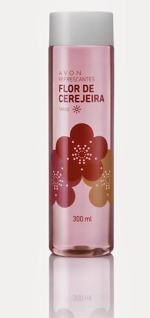 Refrescante Flor de Cerejeira