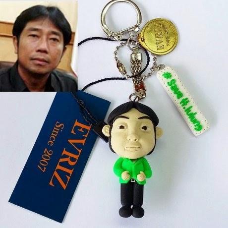 tempat jual gantungan kunci haji lulung, harga gantungan kunci haji lulung, gambar gantungan kunci haji lulung