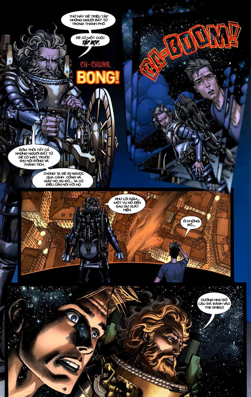 S.H.I.E.L.D chap 2 - Trang 12